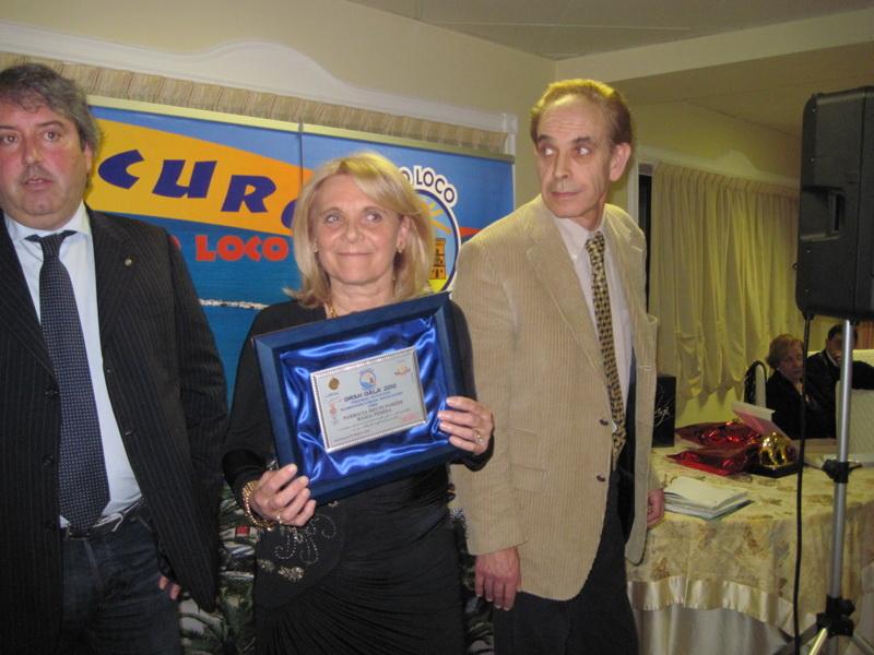Maria Teresa Bruni riceve il